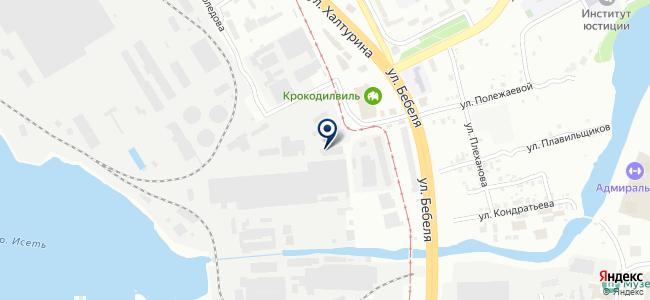 РИВКОРА, ЗАО на карте