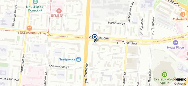 ИФМ-электроник, ООО на карте