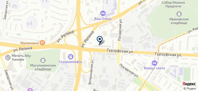 ПромЭлектроСвет, ООО на карте