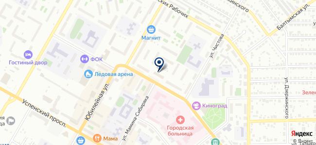 Сервис-Телеком на карте