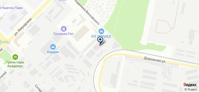ТАЭН, ООО на карте