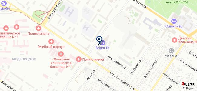 Аквахим, ООО на карте