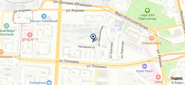 Центр Автомобильных Консультаций на карте