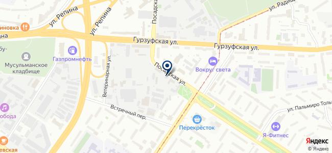 Уралцинк, ООО на карте