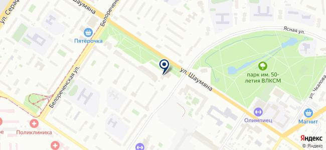 Мотив-Интерьер на карте