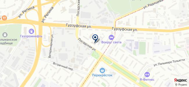 ЭБМ-Папст Урал, ООО на карте