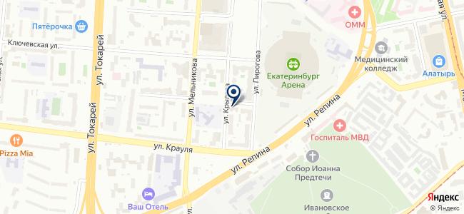 ГеоМир, ООО на карте