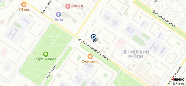 ИнструментСтрой на карте