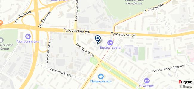 АВТО ДАЙМОНД на карте
