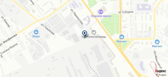 Провенто, ООО на карте