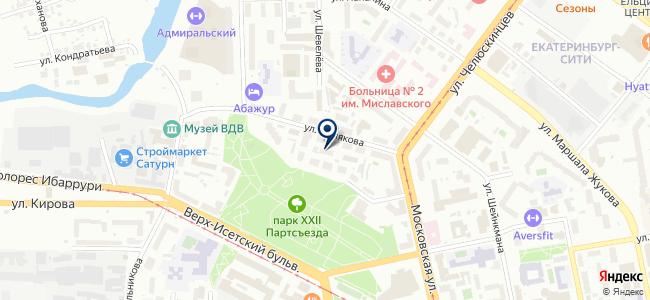 ЭнероПро, ООО на карте