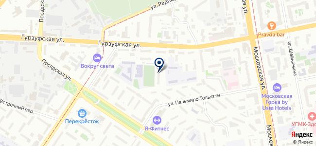 Урал-Электросервис, ООО на карте