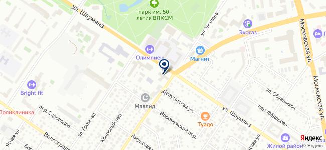 СвязьЭнергоСити, ООО на карте
