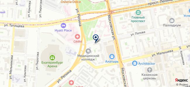 ЭнергоКом, ООО на карте
