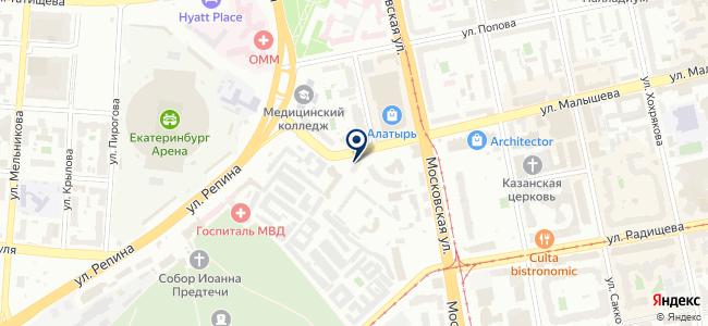 Хоум Сервис+, ООО на карте