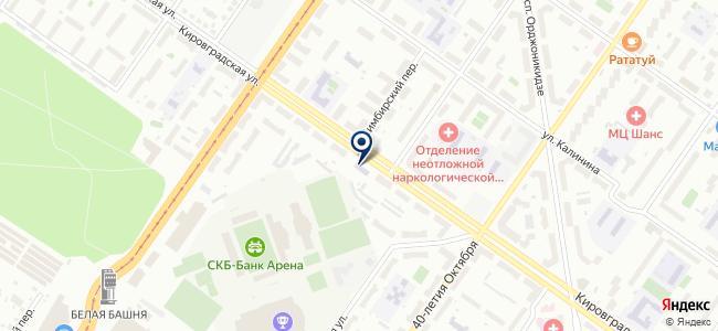 СвязьЭлектро, ООО на карте