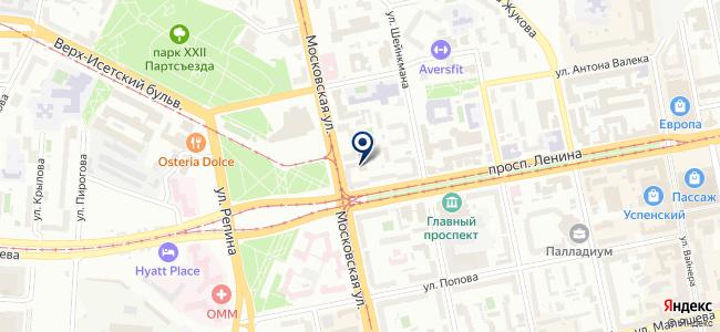 ЭнерСис, ЗАО на карте