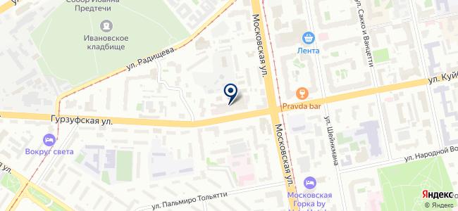 Белка-Урал, ООО на карте