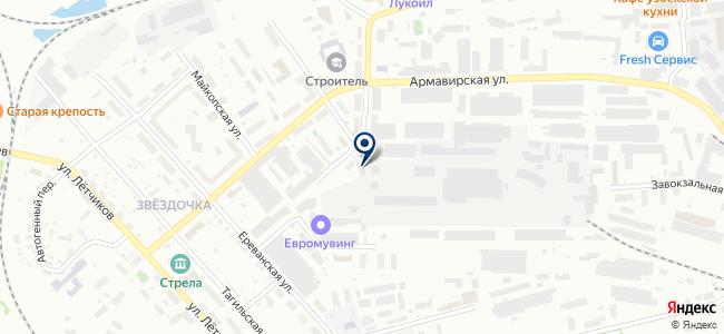 Компания Промкомплект, ООО на карте