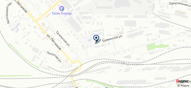 Картель-Урал, ООО на карте