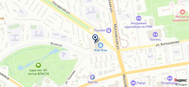 КОМПЭЛС Интеграция, ООО на карте