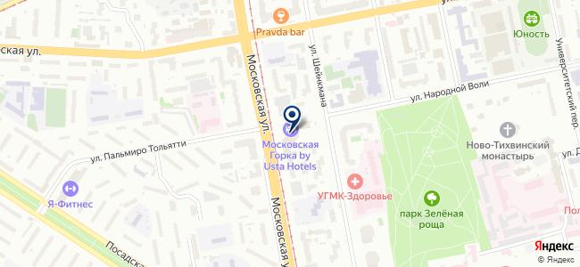 ЮНА-ЕК, ООО на карте
