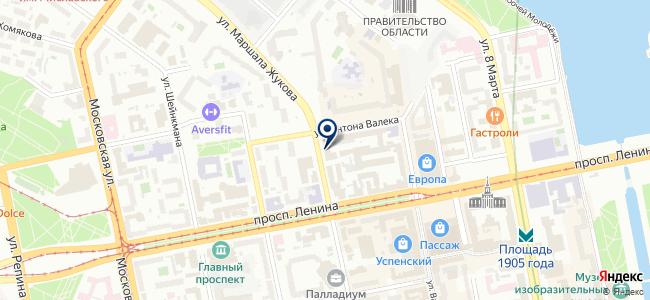 Аксион, ООО на карте