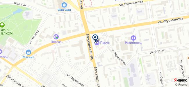 Универсал-Урал, ООО на карте
