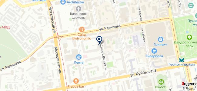 Регион-Энергомаш, ООО на карте