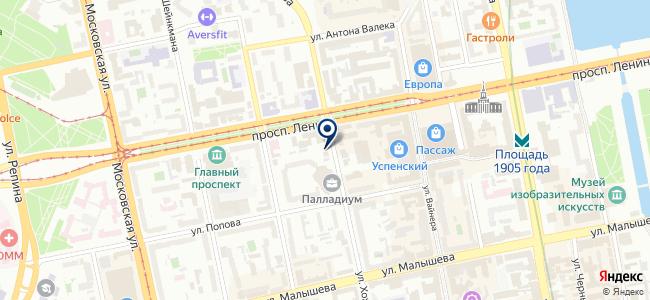 Синтех, ООО на карте