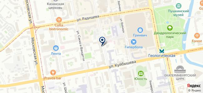 НовоТЭК, ООО на карте