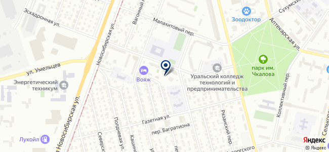 Ural-Otoplenie.ru на карте