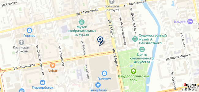 ПРОкабель, ООО на карте