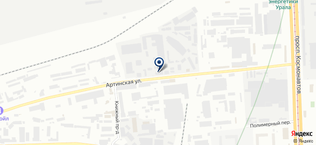 Скала-Екатеринбург, ООО на карте