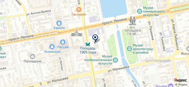 Миг Электро, ООО на карте