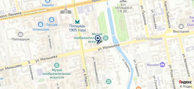 RichHouse на карте