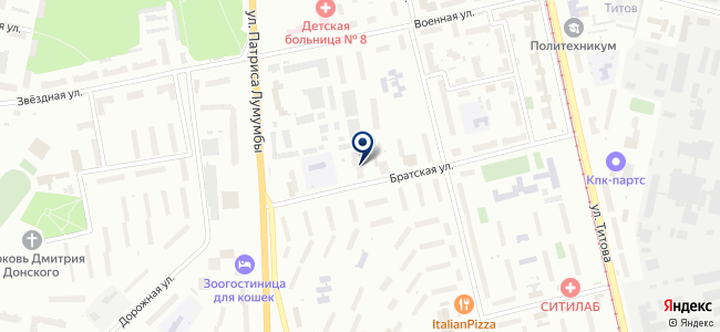 МЭМ-Строй, ООО на карте