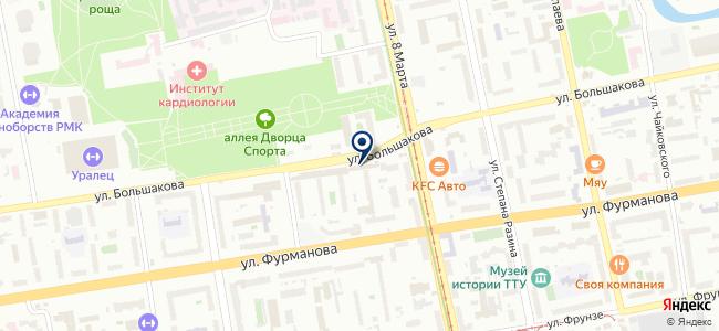 АлькоТЭК, ООО на карте