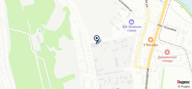 Лайтхаус, ЗАО на карте