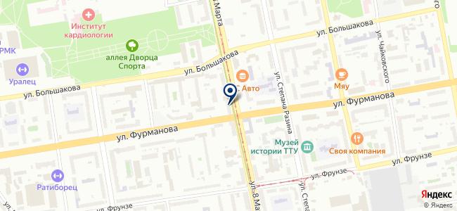 Инжиниринг, ООО на карте