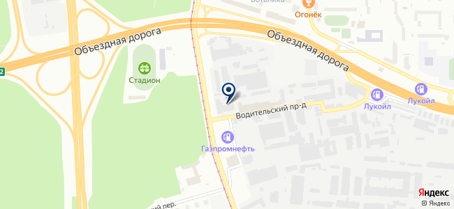 ТЭКО, ООО на карте