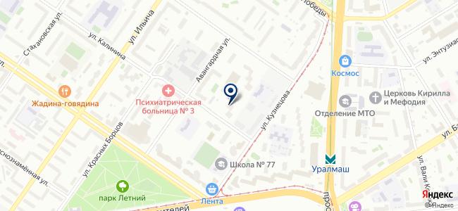 ЭлектроПромСнаб, ООО на карте