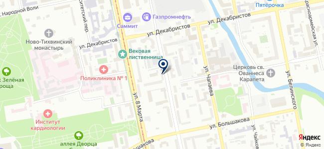 Энергобыт, ООО на карте