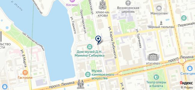 Центр электроники на карте