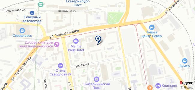 F & F на карте