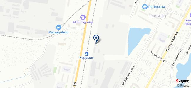 Вива-Строй, ООО на карте