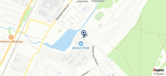 МАКС-О, ООО на карте