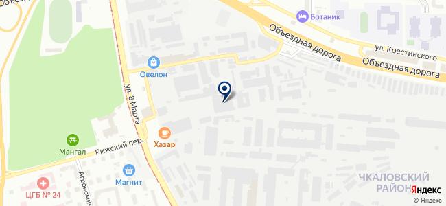Компания СМС ДВ, ООО на карте