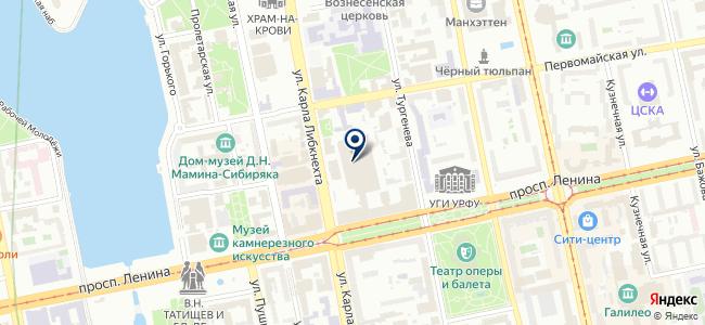 Legrand на карте