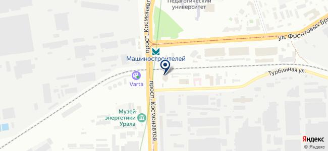 Энтузиаст-С, ООО на карте